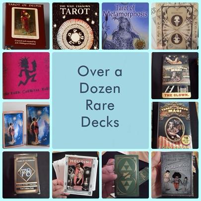 Dozen rare decks
