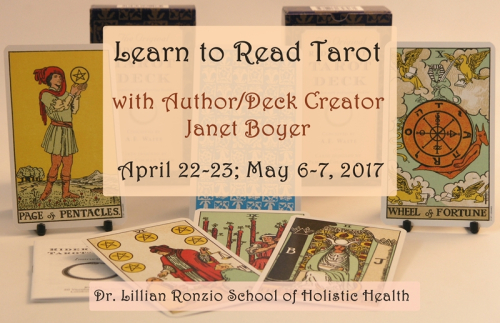 Learn to Read Tarot School 600
