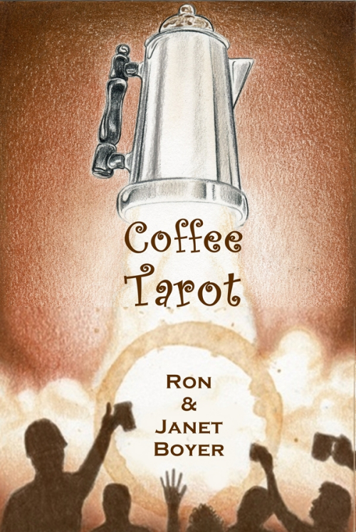 Coffee Tarot Cover