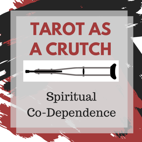 Tarot Crutch