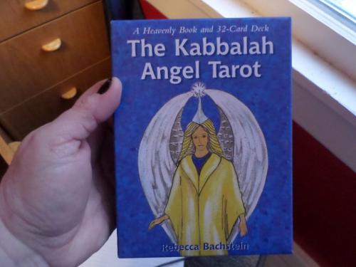 Kabbalah angel
