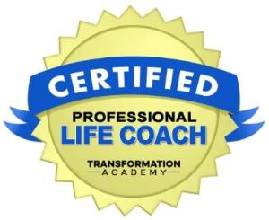 Life Coach Badge white2