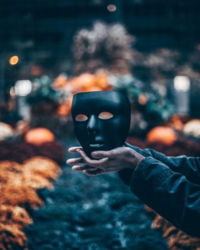 Black Mask smaller