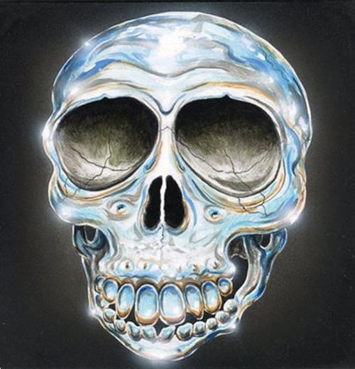 Chrome Skull straight